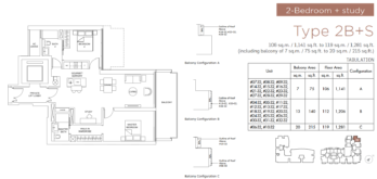 marina-one-residences-floor-plan-2brs-Type2Bs-singapore