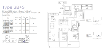 marina-one-residences-floor-plan-3brs-Type3Bs-singapore