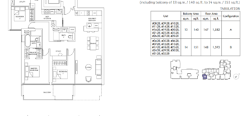 marina-one-residences-floor-plan-3brs-Type3Cs-singapore