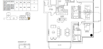 marina-one-residences-floor-plan-4br-Type4B-singapore